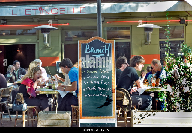 Caf Fer Paris