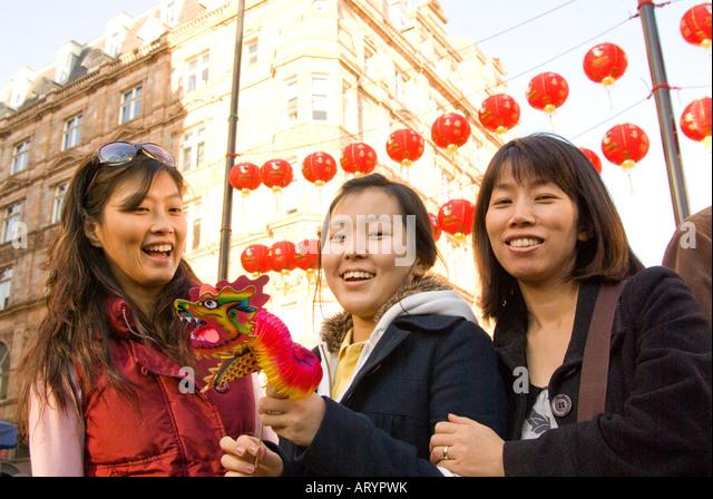 Chinesische frauen treffen