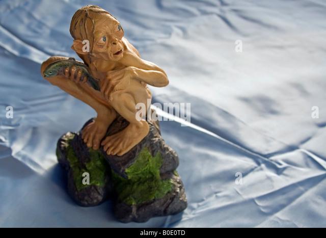 Lord Rings Gollum Stockfotos  Lord Rings Gollum Bilder  Alamy