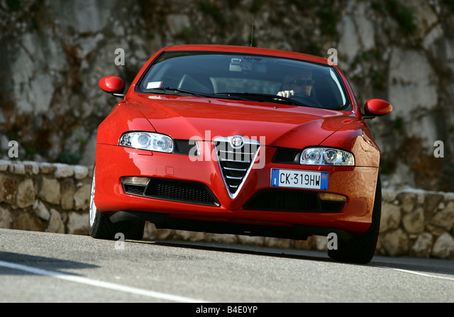alfa romeo gt 3 2 v6 stockfotos alfa romeo gt 3 2 v6. Black Bedroom Furniture Sets. Home Design Ideas