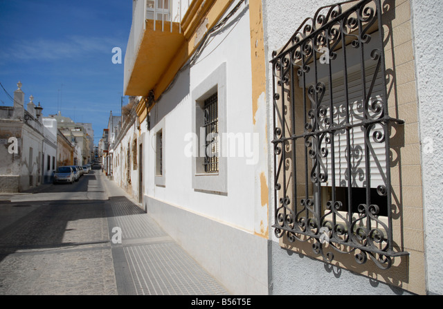 spanish colonial balconies stockfotos spanish colonial balconies bilder alamy. Black Bedroom Furniture Sets. Home Design Ideas