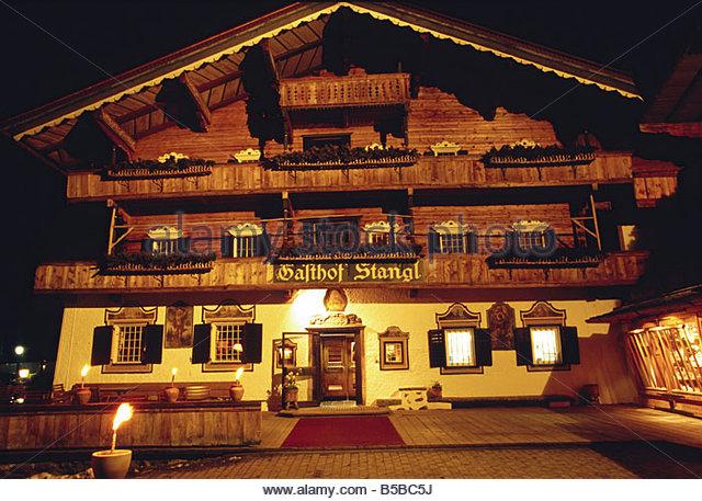 Hotel Stanglwirt Osterreich