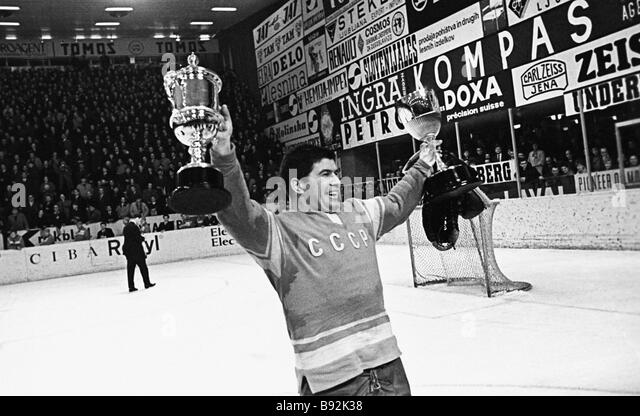 Sowjetisches und russisches Eishockey