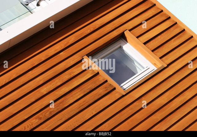 Cladding house stockfotos cladding house bilder alamy - Doppelt verglaste fenster ...