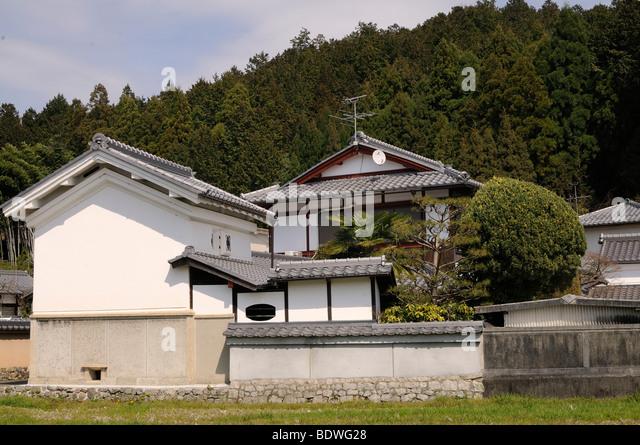 Bauernhaus stockfotos bauernhaus bilder seite 28 alamy for Traditionelles japan