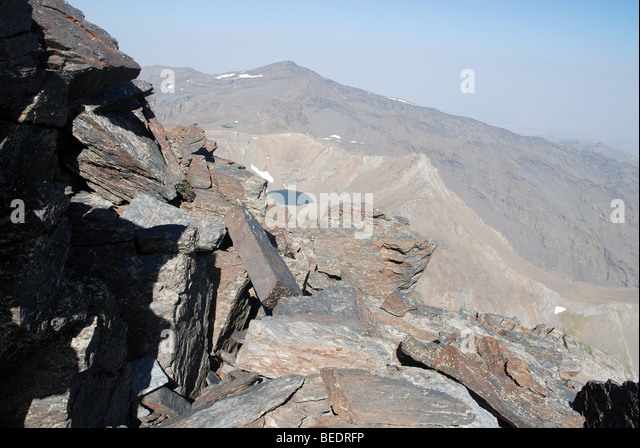Mulhacen veleta spain stockfotos mulhacen veleta spain for Der spiegel spanien