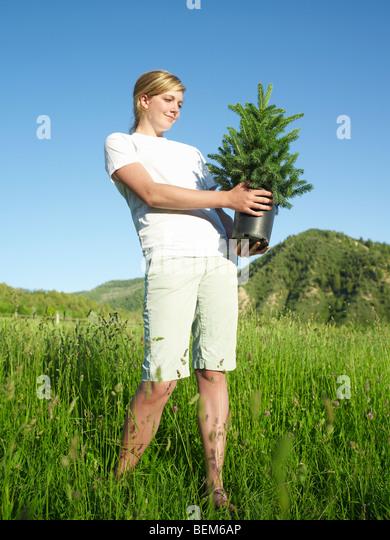 Nurturing stockfotos nurturing bilder alamy for Garten arbeiten