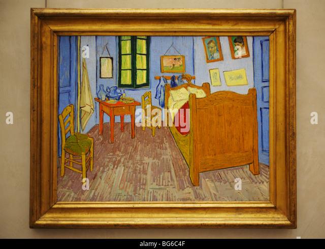 Vincents Schlafzimmer In Arles – Vincent Van Gogh Als Kunstdruck ...