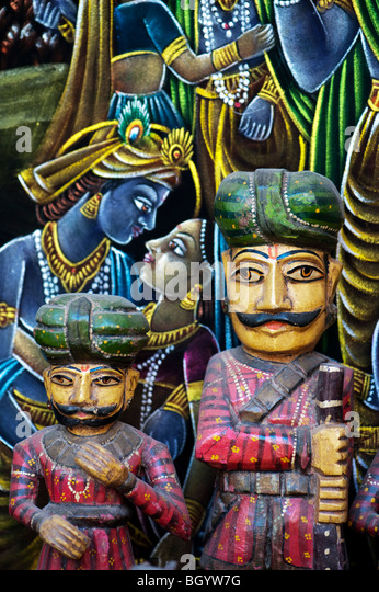 Colorful painted faces stockfotos colorful painted faces for Indische schirme