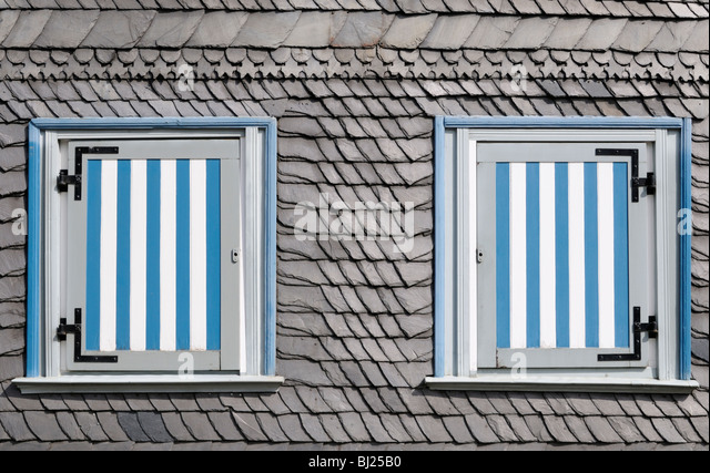 fensterladen stockfotos fensterladen bilder alamy. Black Bedroom Furniture Sets. Home Design Ideas