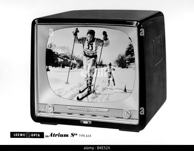 skier 1950s stockfotos skier 1950s bilder alamy. Black Bedroom Furniture Sets. Home Design Ideas
