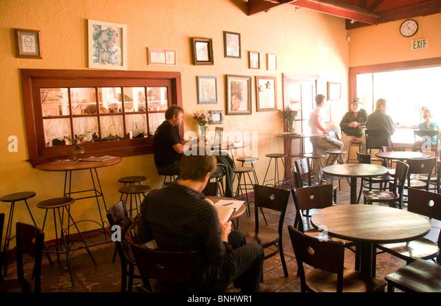 Coffee Shop Interior Stockfotos & Coffee Shop Interior Bilder - Alamy