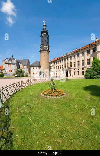 germany thuringia weimar town park stockfotos germany thuringia weimar town park bilder alamy. Black Bedroom Furniture Sets. Home Design Ideas