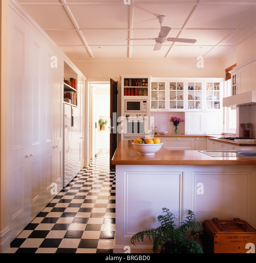 black worktops stockfotos black worktops bilder alamy. Black Bedroom Furniture Sets. Home Design Ideas