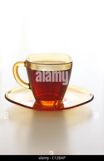 tea stockfotos tea bilder alamy. Black Bedroom Furniture Sets. Home Design Ideas