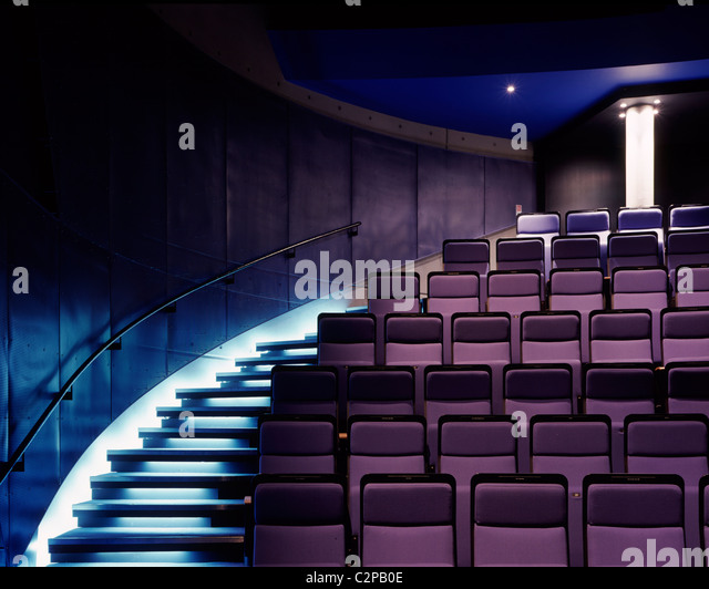 theatre auditorium performance stockfotos theatre. Black Bedroom Furniture Sets. Home Design Ideas