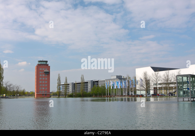 munich riem airport stockfotos munich riem airport bilder alamy. Black Bedroom Furniture Sets. Home Design Ideas