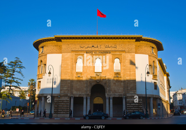 bank of morocco stockfotos bank of morocco bilder alamy. Black Bedroom Furniture Sets. Home Design Ideas