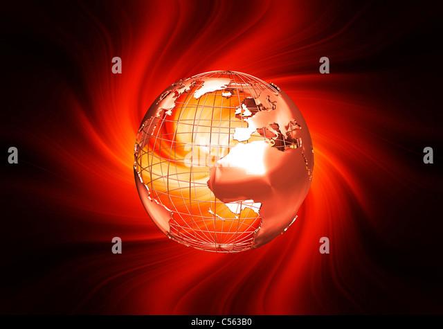 Beste Ovale Draht Globus Clipart Zeitgenössisch - Elektrische ...