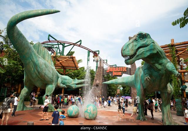 Siloso Beach Resort To Universal Studios