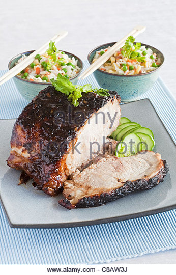 pork stockfotos pork bilder alamy. Black Bedroom Furniture Sets. Home Design Ideas
