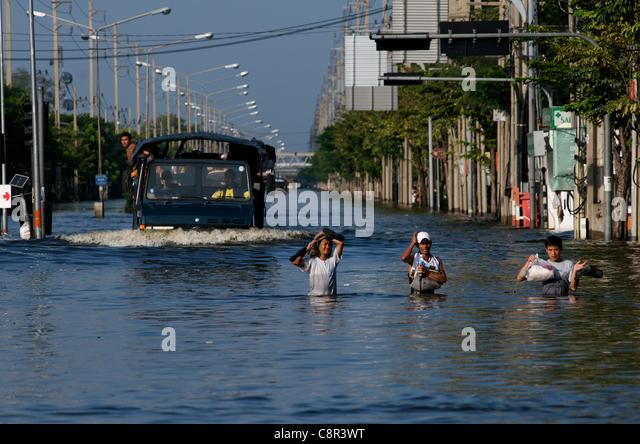 Bangkok Einwohner