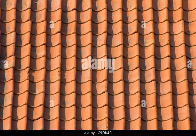 tile roof pattern stockfotos tile roof pattern bilder. Black Bedroom Furniture Sets. Home Design Ideas