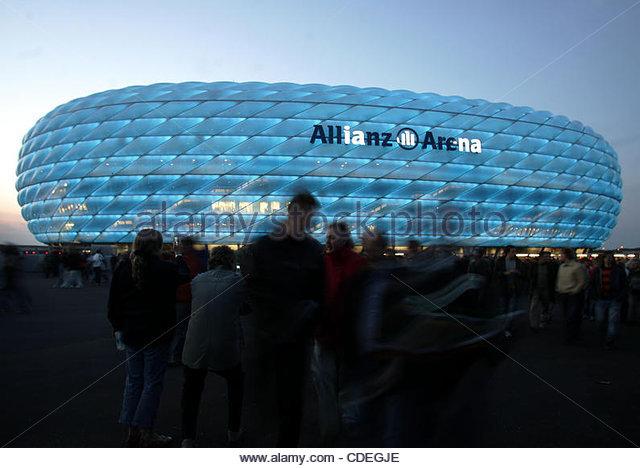 Allianz Arena Beleuchtung. Perfect Zustzliche Uvleuchten Fr Das ...