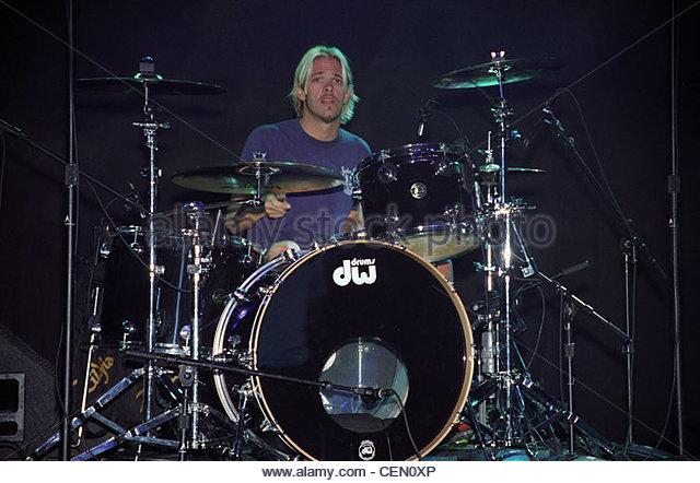 Rockband schwuler Schlagzeuger