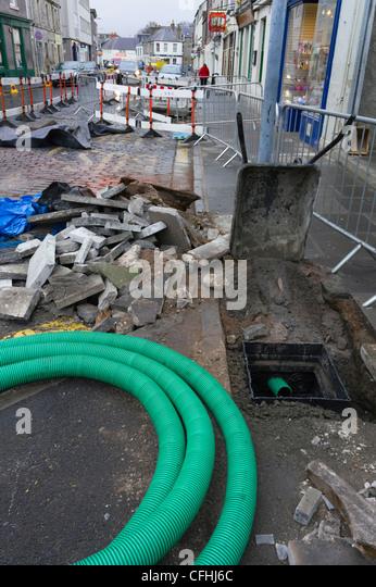 Unterschiedlich Sewage Pipe Stockfotos & Sewage Pipe Bilder - Alamy FB77
