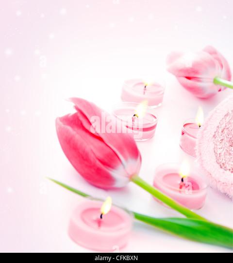 Spa wellness blumen  Lifestyle Object Spa Wellness Stockfotos & Lifestyle Object Spa ...