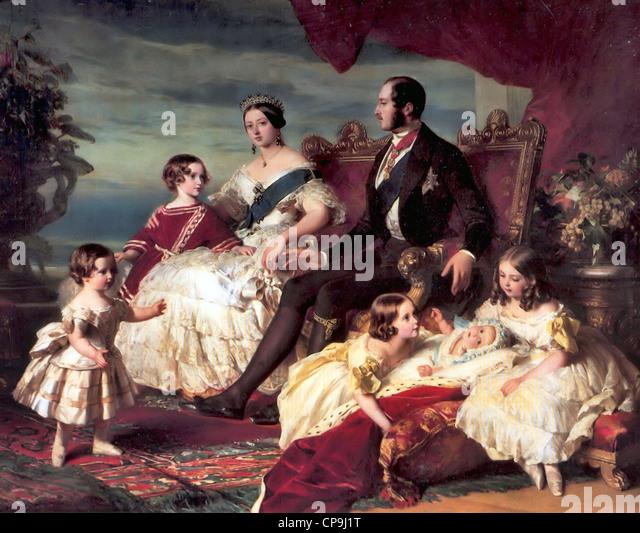 Briefe Queen Victoria : Geschichte stockfotos und bilder stock