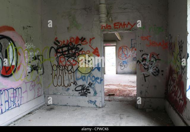 vandalism stockfotos vandalism bilder alamy. Black Bedroom Furniture Sets. Home Design Ideas