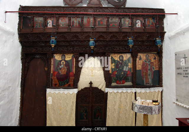 orthodox icons stockfotos orthodox icons bilder alamy. Black Bedroom Furniture Sets. Home Design Ideas