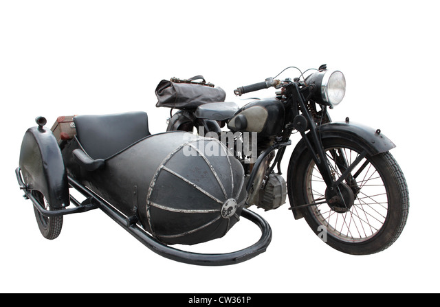 Old Motorcycle Side Car Stockfotos Amp Old Motorcycle Side Car Bilder Alamy