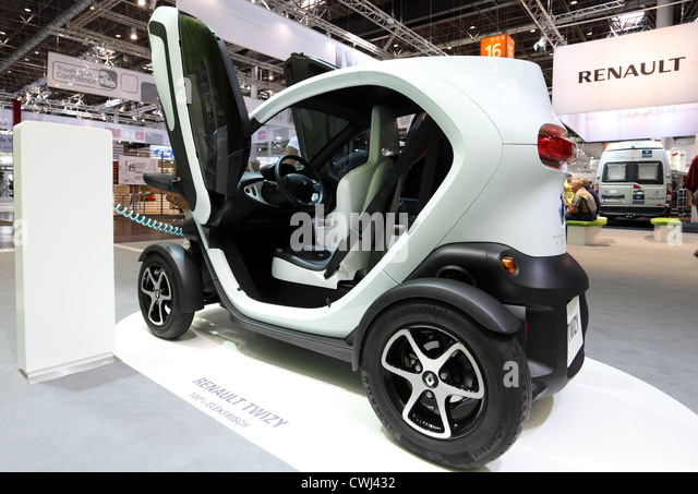 renault twizy car stockfotos renault twizy car bilder. Black Bedroom Furniture Sets. Home Design Ideas