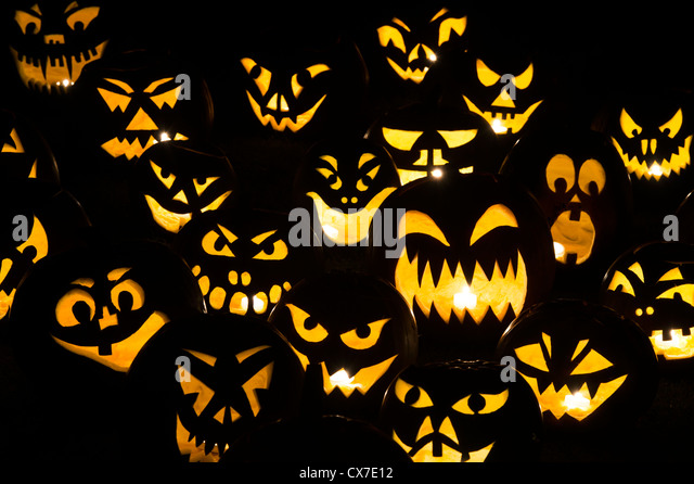 scary halloween faces stockfotos scary halloween faces. Black Bedroom Furniture Sets. Home Design Ideas