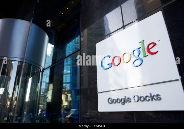 Ireland Dublin Google Stockfotos & Ireland Dublin Google Bilder ...