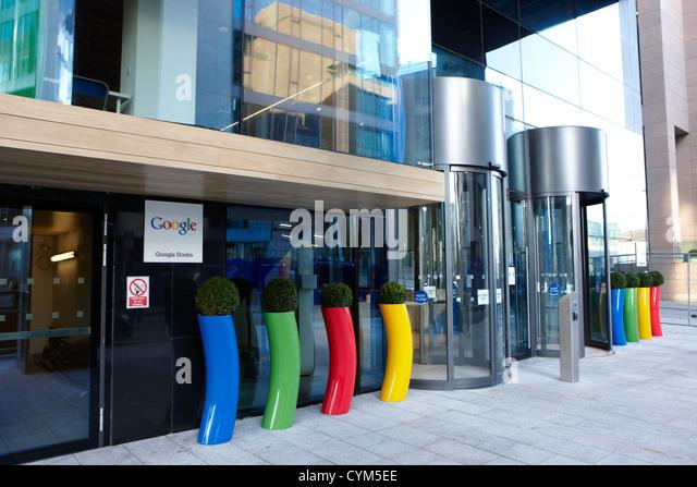 Google Offices Stockfotos & Google Offices Bilder - Alamy