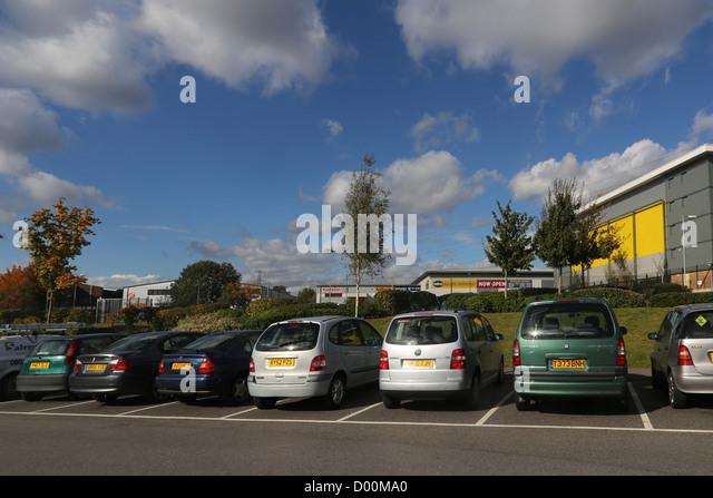 Talbot Street Car Park Belfast