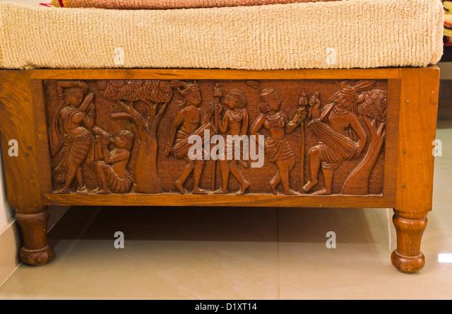 carved bed stockfotos carved bed bilder alamy. Black Bedroom Furniture Sets. Home Design Ideas