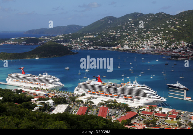 St Thomas Virgin Islands Public Library