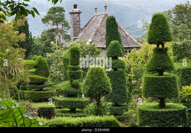 taxus topiary stockfotos taxus topiary bilder alamy. Black Bedroom Furniture Sets. Home Design Ideas