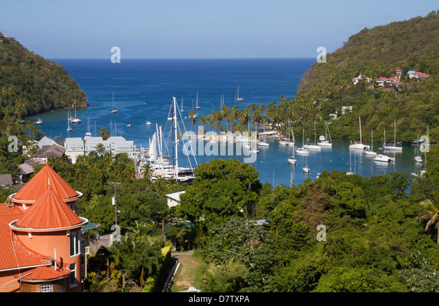 island st lucia stockfotos island st lucia bilder alamy. Black Bedroom Furniture Sets. Home Design Ideas