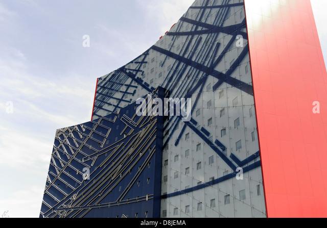 Fassade modern hotel  Modern Hotel Facades Stockfotos & Modern Hotel Facades Bilder - Alamy