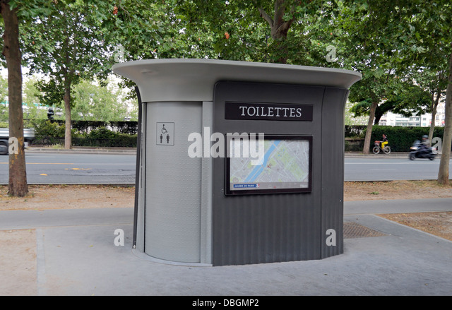 Pay Toilet Stockfotos Und Pay Toilet Stockbilder - Alamy Offentliche Toilette Park Landschaft