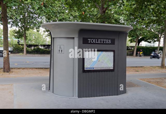 Pay Toilet Stockfotos Und Pay Toilet Stockbilder - Alamy Offentliche Toilette Park Landschaft