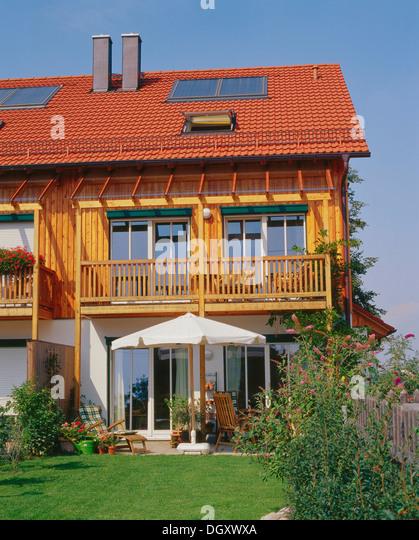 Erding stockfotos erding bilder alamy - Gartengestaltung doppelhaushalfte bilder ...