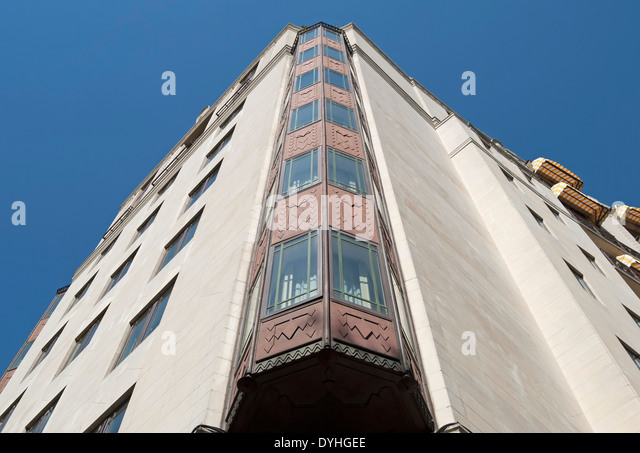art deco hotel britain stockfotos art deco hotel britain bilder alamy. Black Bedroom Furniture Sets. Home Design Ideas