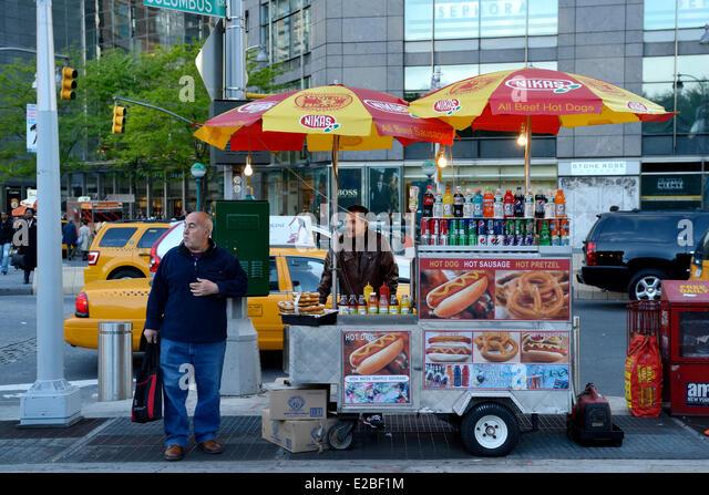 Hot Dog Cart Winnipeg
